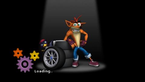 475239-crash-tag-team-racing-psp-screenshot-loading-screen