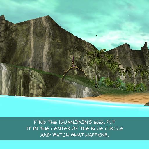 693267-disney-s-dinosaur-playstation-2-screenshot-the-start-of-the