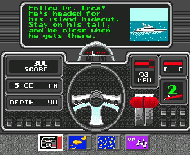 Bimini Run Sega Genesis American Mega Drive Xtreme Retro 5