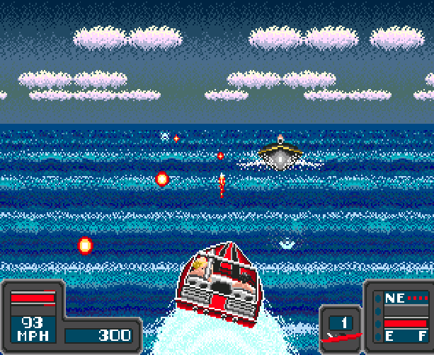 Bimini Run Sega Genesis American Mega Drive Xtreme Retro 6
