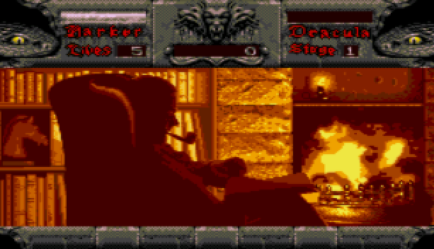 Bram Stoker Dracula Sega CD Mega CD Beat em up Xtreme Retro 1