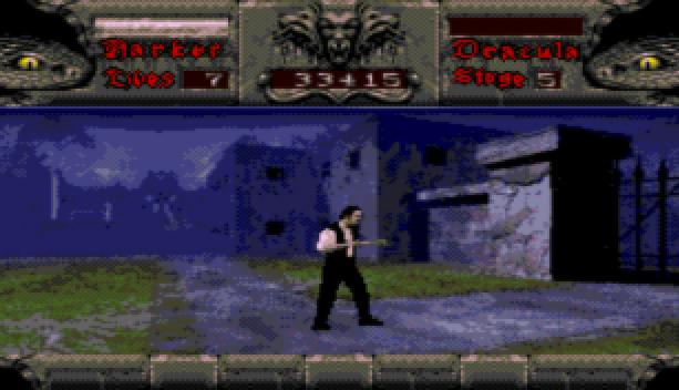 Bram Stoker Dracula Sega CD Mega CD Beat em up Xtreme Retro 11