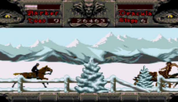 Bram Stoker Dracula Sega CD Mega CD Beat em up Xtreme Retro 14