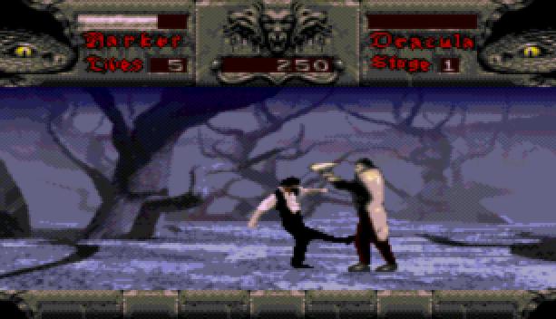 Bram Stoker Dracula Sega CD Mega CD Beat em up Xtreme Retro 2