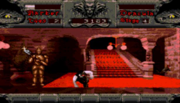 Bram Stoker Dracula Sega CD Mega CD Beat em up Xtreme Retro 4