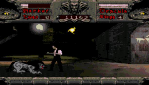 Bram Stoker Dracula Sega CD Mega CD Beat em up Xtreme Retro 8