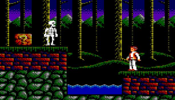 Bram Stoker Dracula Sega Master System Adventure Plataformer Xtreme Retro 16