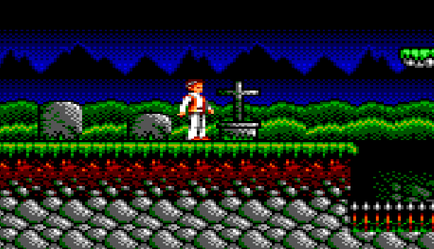 Bram Stoker Dracula Sega Master System Adventure Plataformer Xtreme Retro 18