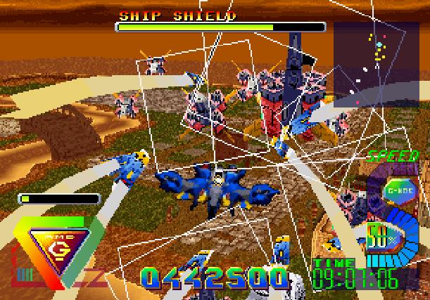 Bulk Slash Sega Saturn Hudson Soft Xtreme Retro 13