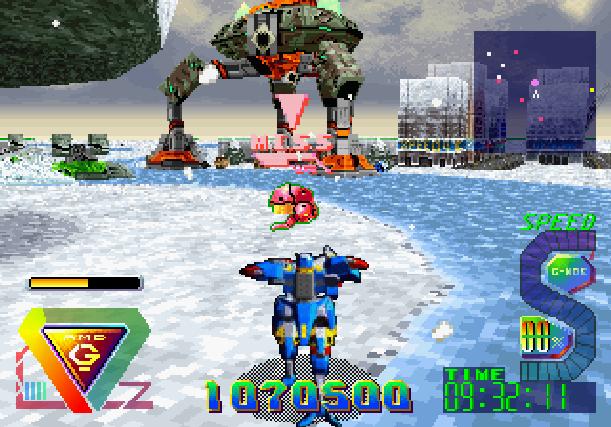 Bulk Slash Sega Saturn Hudson Soft Xtreme Retro 26