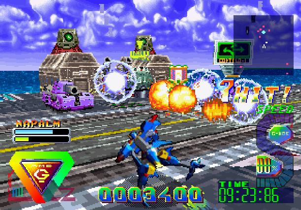 Bulk Slash Sega Saturn Hudson Soft Xtreme Retro 3