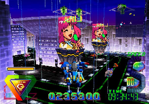 Bulk Slash Sega Saturn Hudson Soft Xtreme Retro 8