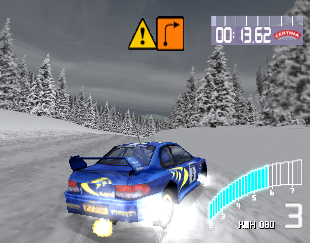 Colin McRae 2 Codemasters Sony PlayStation PSX Xtreme Retro 6