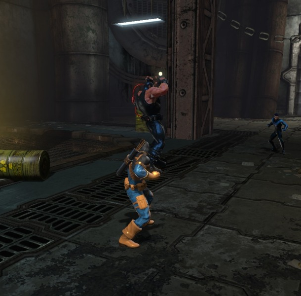 DC Universe Online PS3 PS4 PC Xtreme Retro 2