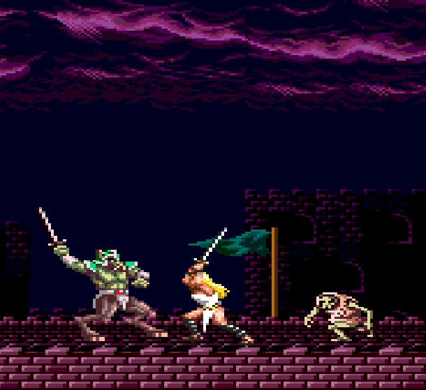 Dahna Megami Tanja Sega Genesis Mega Drive Xtreme Retro 11