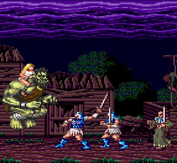 Dahna Megami Tanja Sega Genesis Mega Drive Xtreme Retro 2
