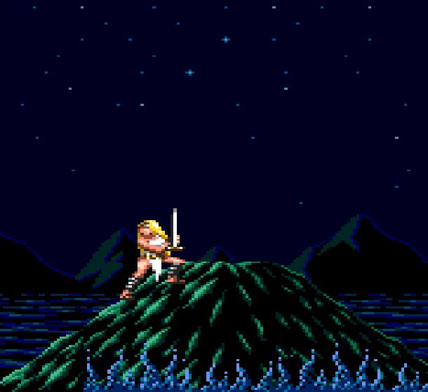 Dahna Megami Tanja Sega Genesis Mega Drive Xtreme Retro 8