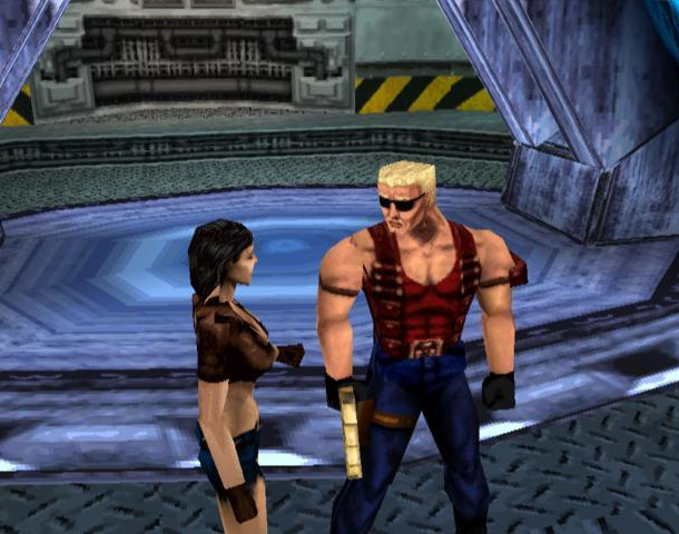 Duke Nukem Land of Babes Xtreme Retro