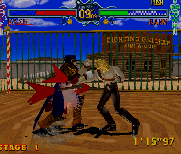 Fighting Vipers Sega AM2 Saturn Arcade Fighting Xtreme Retro 10
