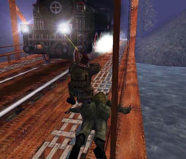 Hidden and Dangerous PC Dreamcast Xtreme Retro 1