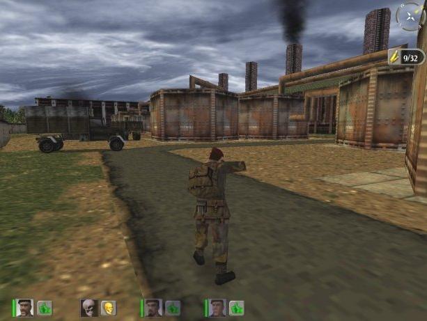 Hidden and Dangerous PC Dreamcast Xtreme Retro 2