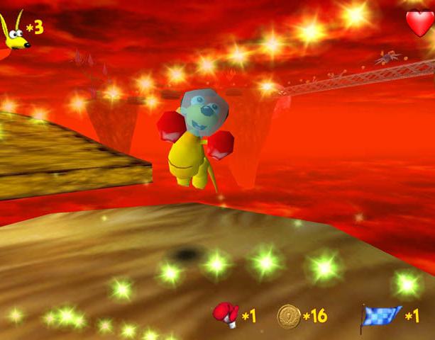 Karo the Kangaroo Sega Dreamcast PC Xtreme Retro 3
