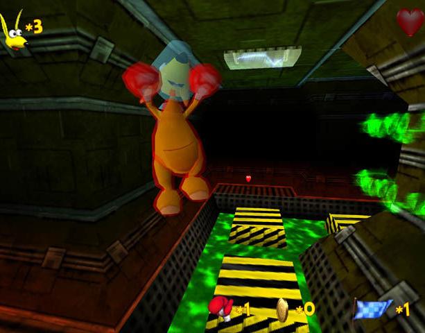 Karo the Kangaroo Sega Dreamcast PC Xtreme Retro 4