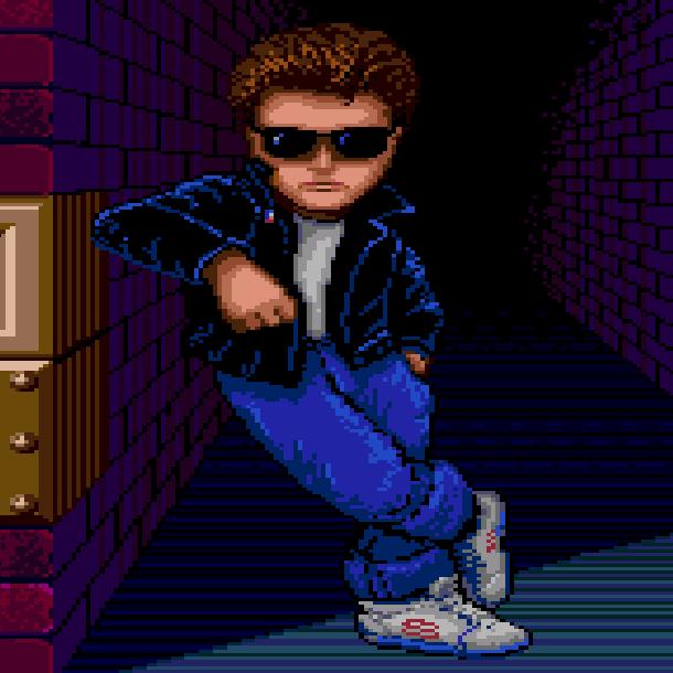 Kid Chameleon Sega Genesis Mega Drive Xtreme Retro 1