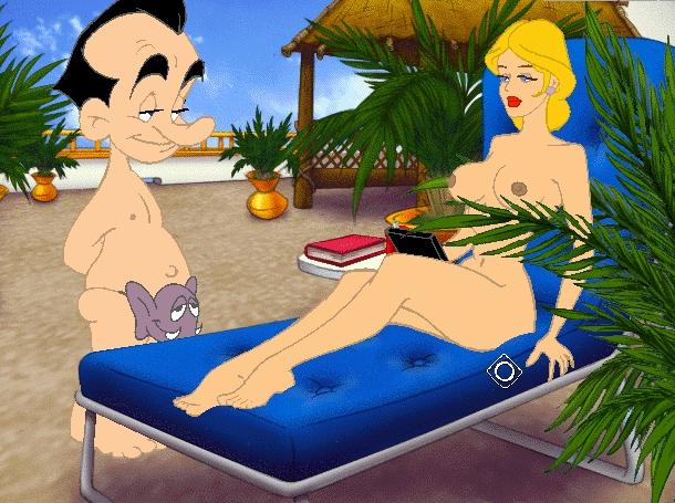 Leisure Suit Larry Babe Xtreme Retro