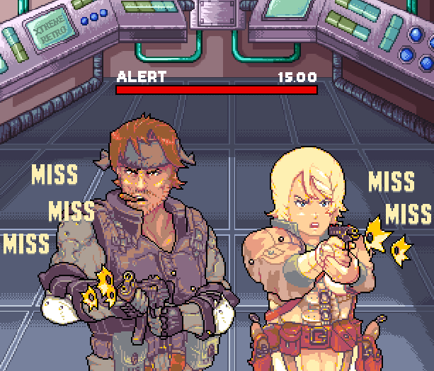 MGA Metal Gear Acid Ac!d Sony PlayStation Portable PSP Konami Pixel Art Xtreme Retro