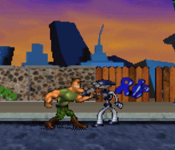 Major Damage Sega Saturn Capcom Cancelled Games Shoot em up Xtreme Retro 3
