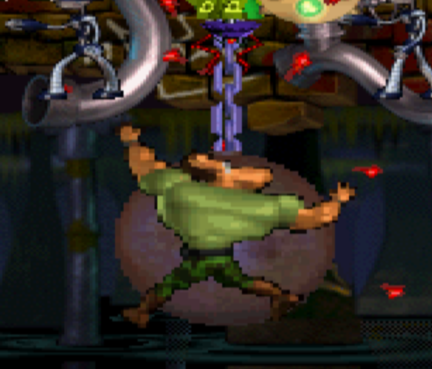Major Damage Sega Saturn Capcom Cancelled Games Shoot em up Xtreme Retro 5