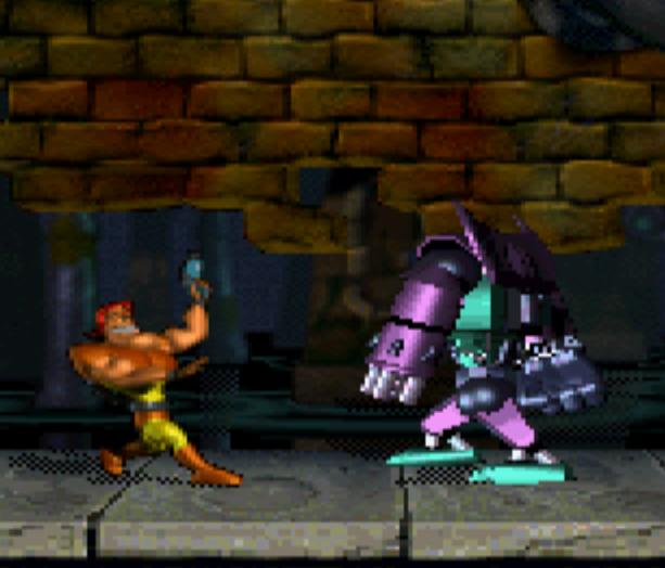 Major Damage Sega Saturn Capcom Cancelled Games Shoot em up Xtreme Retro 7