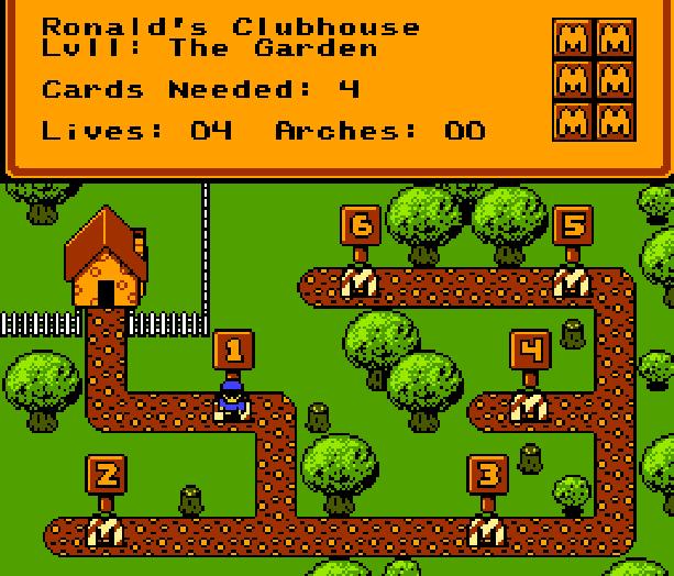 McDonalds Land NES Game Boy C64 Amiga Atari ST PC Virgin Games Xtreme Retro 2