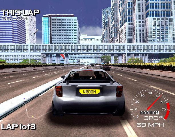 Metropolis Street Racer Sega Dreamcast Xtreme Retro 10