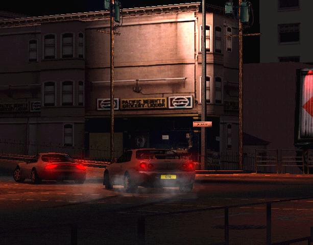 Metropolis Street Racer Sega Dreamcast Xtreme Retro 11
