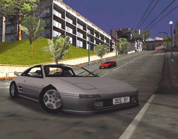 Metropolis Street Racer Sega Dreamcast Xtreme Retro 12