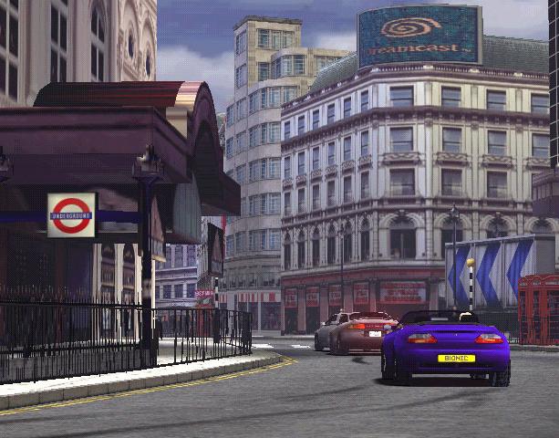 Metropolis Street Racer Sega Dreamcast Xtreme Retro 15