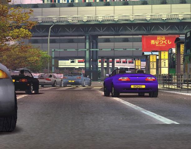 Metropolis Street Racer Sega Dreamcast Xtreme Retro 18