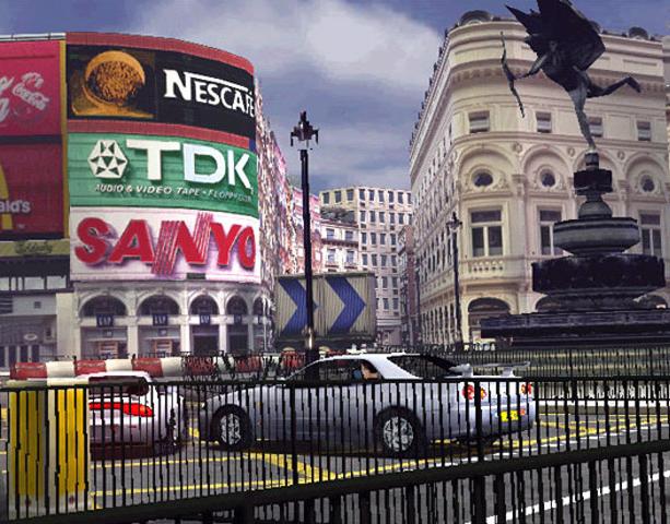 Metropolis Street Racer Sega Dreamcast Xtreme Retro 2