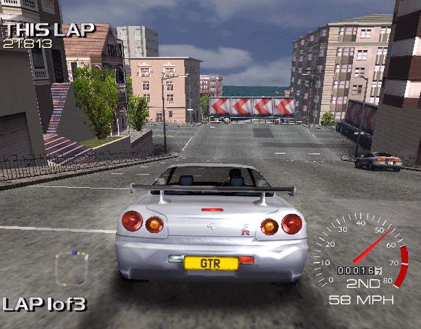Metropolis Street Racer Sega Dreamcast Xtreme Retro 22