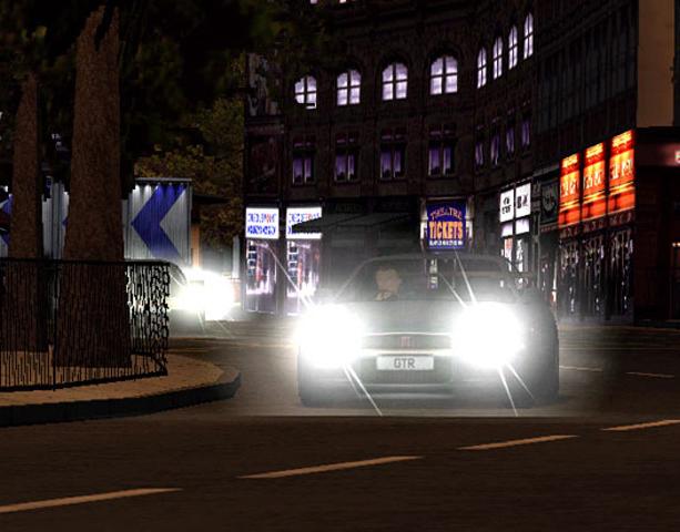 Metropolis Street Racer Sega Dreamcast Xtreme Retro 3