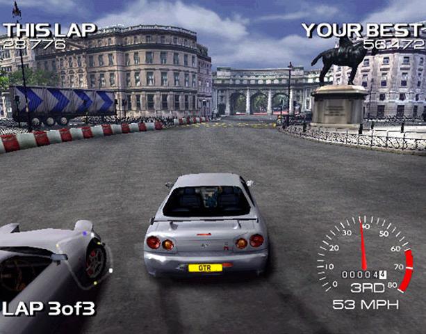 Metropolis Street Racer Sega Dreamcast Xtreme Retro 4