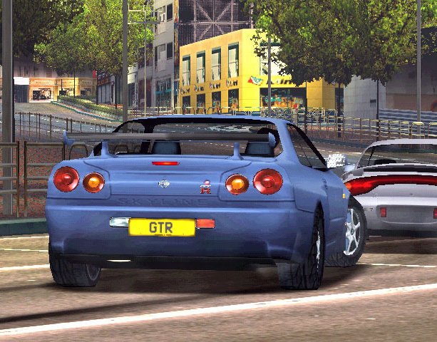 Metropolis Street Racer Sega Dreamcast Xtreme Retro 7