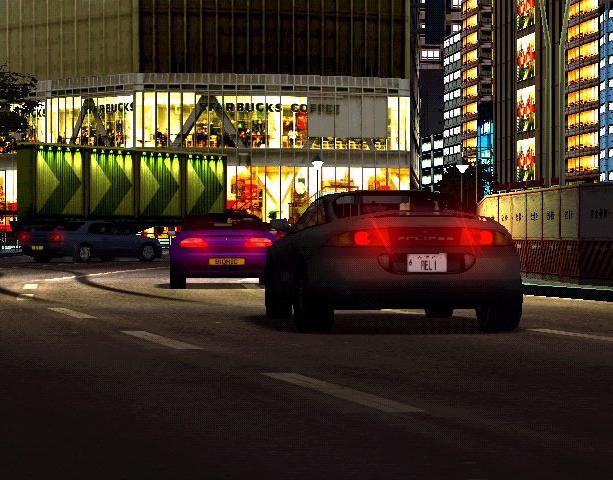 Metropolis Street Racer Sega Dreamcast Xtreme Retro 8