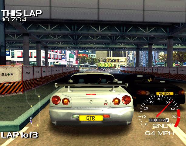 Metropolis Street Racer Sega Dreamcast Xtreme Retro 9