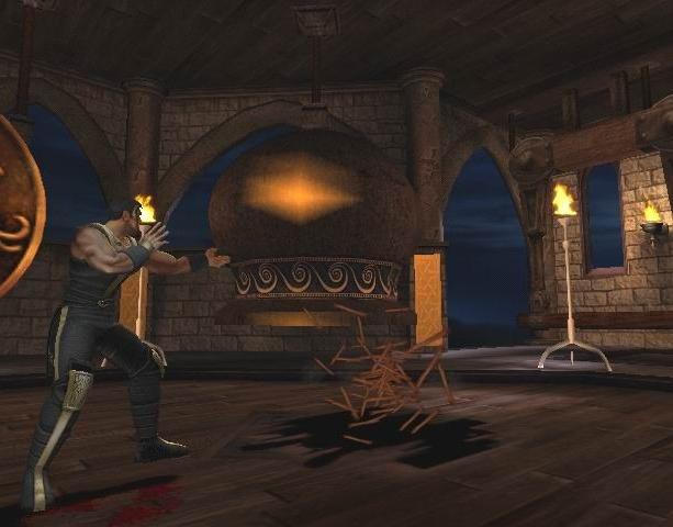 Mortal Kombat MK Armageddon PS2 PlayStation 2 Xbox Nintendo Wii Midway Xtreme Retro 18