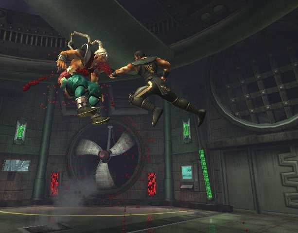Mortal Kombat MK Armageddon PS2 PlayStation 2 Xbox Nintendo Wii Midway Xtreme Retro 2