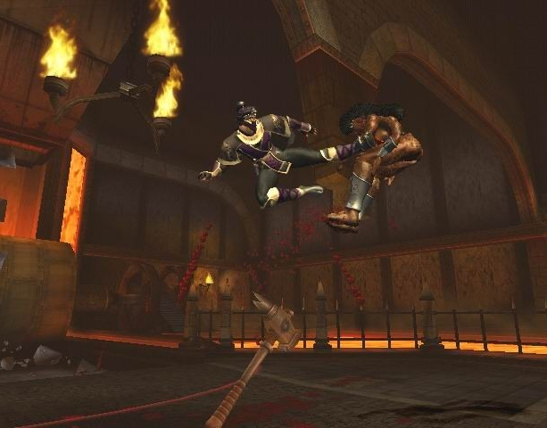 Mortal Kombat MK Armageddon PS2 PlayStation 2 Xbox Nintendo Wii Midway Xtreme Retro 22
