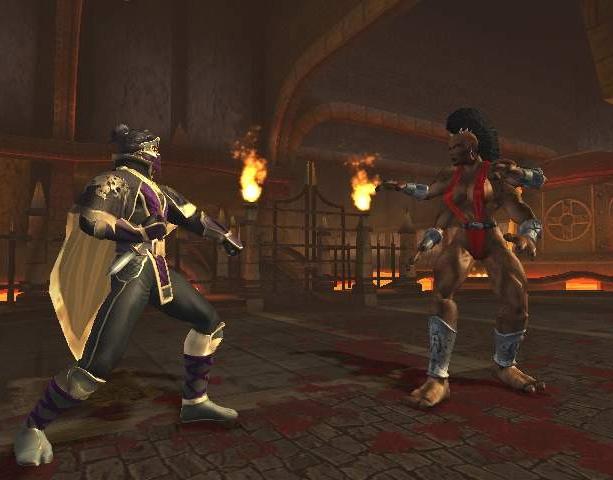 Mortal Kombat MK Armageddon PS2 PlayStation 2 Xbox Nintendo Wii Midway Xtreme Retro 4